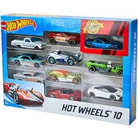 Hot Wheels 10 Pack