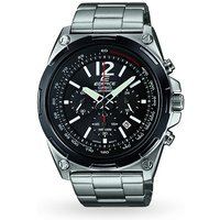 mens casio edifice chronograph solar watch