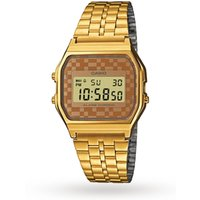 casio unisex classic alarm chronograph watch