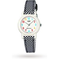 ladies casio junior collection watch lq139lb1ber