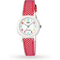ladies casio junior collection watch lq139lb4ber