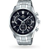 mens casio edifice sapphire chronograph watch efb550d1avuer