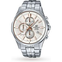 mens casio edifice sapphire chronograph watch efb530d7avuer