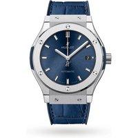 hublot classic fusion 45mm mens watch