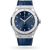 hublot classic fusion 42mm mens watch