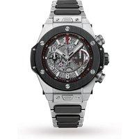 hublot big bang unico skeleton chronograph mens watch