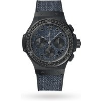 hublot big bang automatic chronograph ladies watch