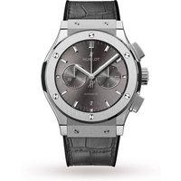 hublot classic fusion racing grey chronograph mens watch
