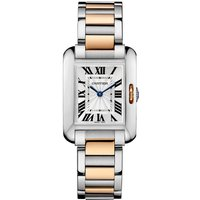 cartier tank anglaise watch, small model