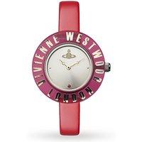 vivienne westwood red clarity watch