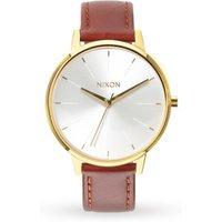 ladies nixon the kensington leather watch