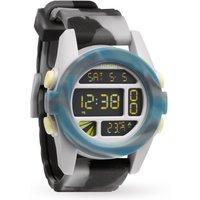 mens nixon the unit alarm chronograph watch
