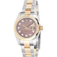 Pre-Owned Rolex Datejust Ladies Watch