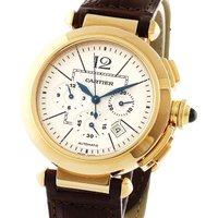 preowned cartier pasha ladies watch