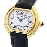 preowned cartier ladies watch