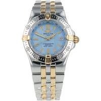 preowned breitling ladies watch, circa 2009