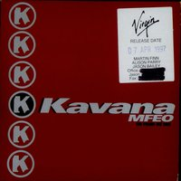 Kavana M.F.E.O 1997 UK CD single NMSDDJ4