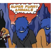 Super Furry Animals The International Language 1997 UK CD single CRESCD269