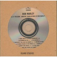 Bob Marley Dreams Of Freedom (Ambient Translations Of Marley In Dub) 1997 UK CD album 524419-2