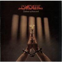 Budgie Deliver Us From Evil 1982 UK vinyl LP RCALP6054