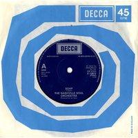 """The Nashville Soul Orchestra Soap 1979 UK 7"""" vinyl F13872"""