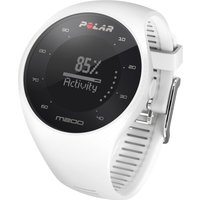 Polar M200 GPS Running Watch - M/L White | Watches (90067741)
