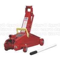 1100CXD Trolley Jack Yankee 2ton Short Chassis with Storage Case