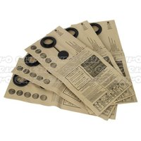186/83132BOK Dust Collection Bags for VMA912, VMA913 Pack of 5