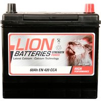 Lion Battery 005 60AH 420CCA