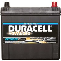 Duracell Advanced Battery 005 60AH 480CCA