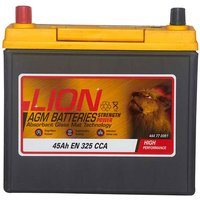 Lion Agm Battery 009 45AH 325CCA