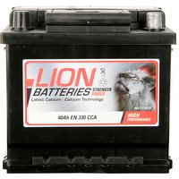 Lion Battery 012 40AH 330CCA