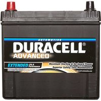 Duracell Advanced Battery 014 60AH 480CCA