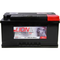 Lion Battery 017 88AH 680CCA