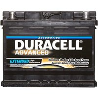 Duracell Advanced Battery 027 63AH 600CCA