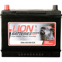 Lion Battery 031 70AH 540CCA