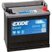 Exide Excell Battery 048 45AH 330CCA