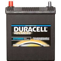 Duracell Advanced Battery 055 40AH 300CCA