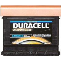 Duracell Advanced Battery 063 44AH 420CCA