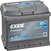 Exide Premium Battery 063 47AH 450CCA