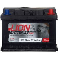 Lion Battery 065 52AH 460CCA