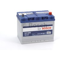 Bosch S4 Battery 068 70AH 630CCA
