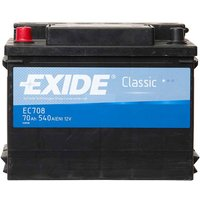 Exide Excell Battery 069 70AH 540CCA