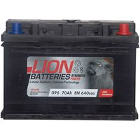 Lion Battery 096 70AH 640CCA
