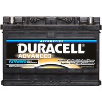 Duracell Advanced Battery 096 74AH 680CCA