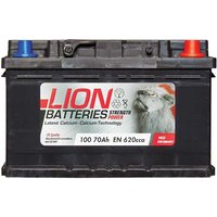 Lion Battery 100 70AH 620CCA