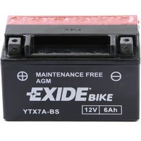 YTX7A-BS Motorcycle Battery