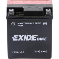 YTX7L-BS Motorcycle Battery