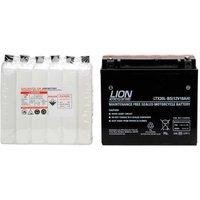 Motor Cycle Battery (LTX20L-BS)