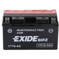YT7B-BS Motorcycle Battery